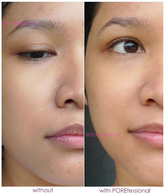 Merilla Mays Blog Review Benefit Porefessionally Pretty Set