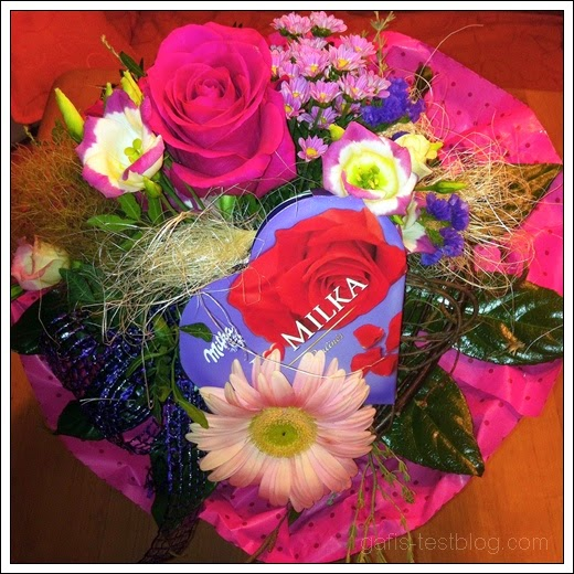 Blumenstrauß zum Geburtstag