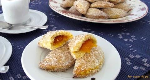 Pastissets de Calabaza
