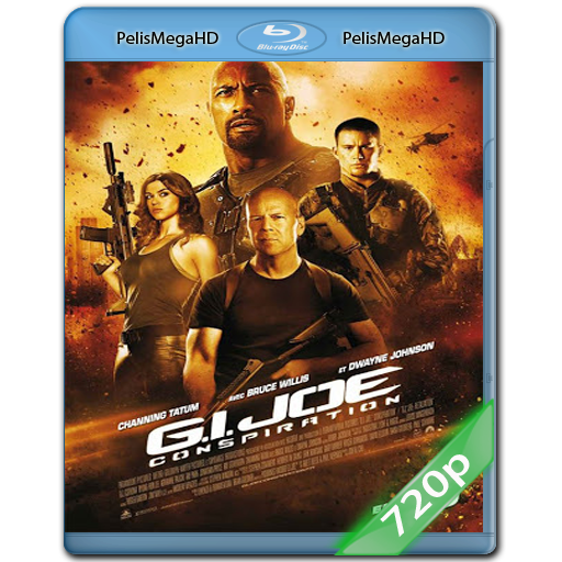 GI JOE 2, EL CONTRATAQUE (2013) 720P HD MKV ESPAÑOL LATINO