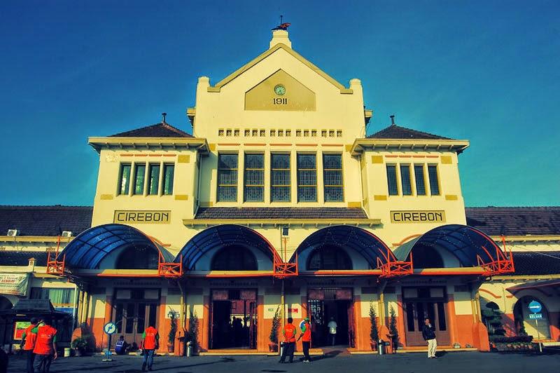 Stasiun Kejaksan Cirebon