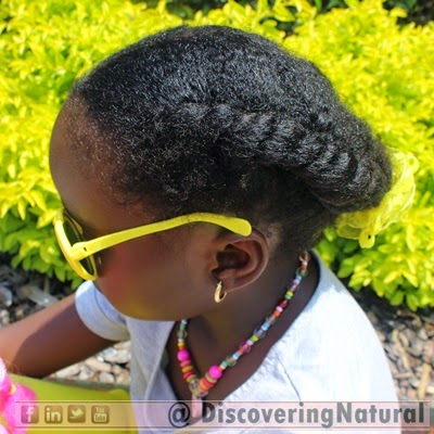 How to Flat Twist NaturalHair