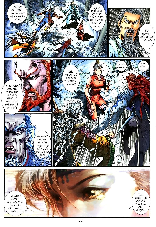 Thần binh huyền kỳ 3 - 3.5 Chapter 87 - Hamtruyen.vn