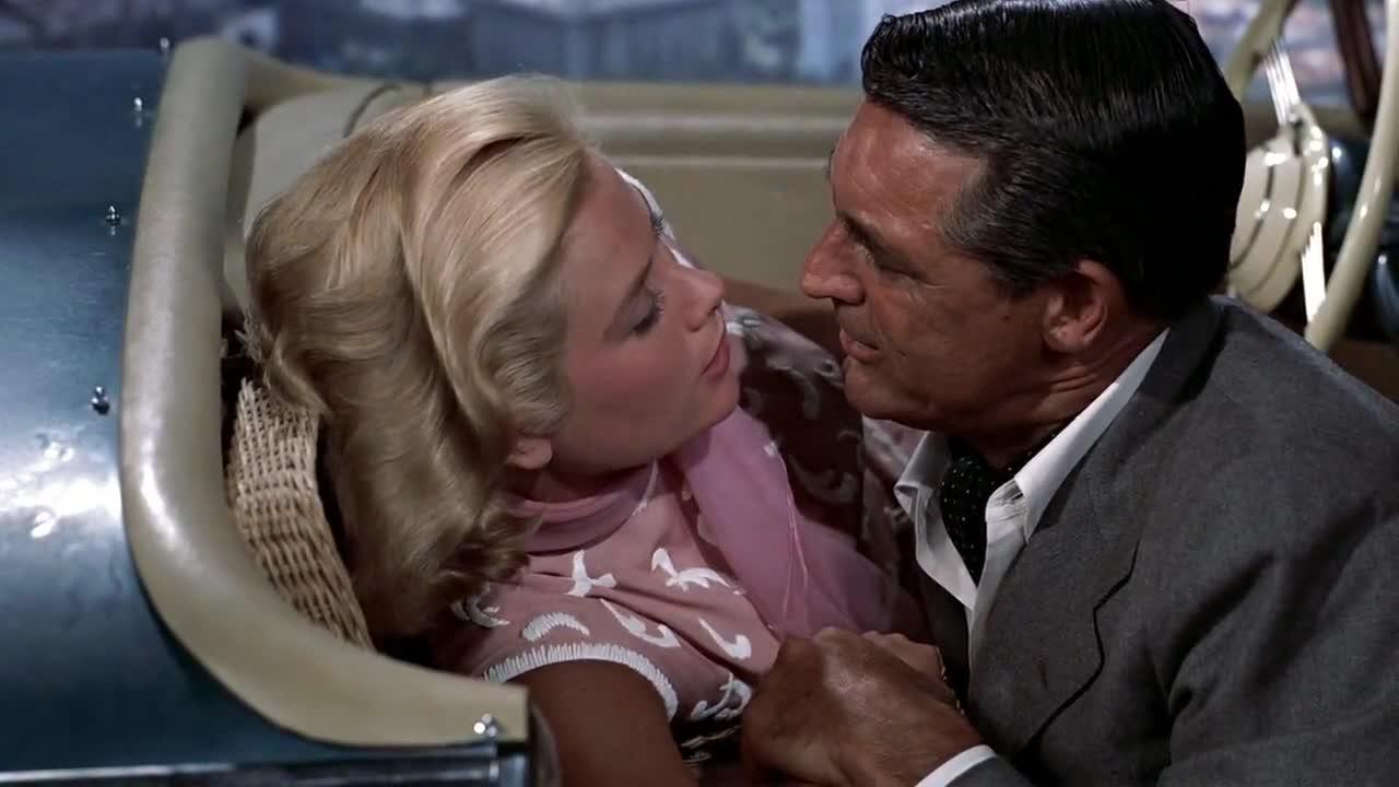 Atrapa a un ladrón (1955) Alfred Hitchcock