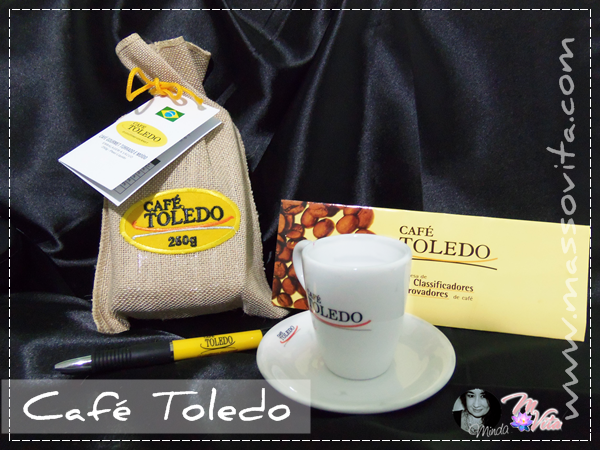 Café Toledo na medida certa