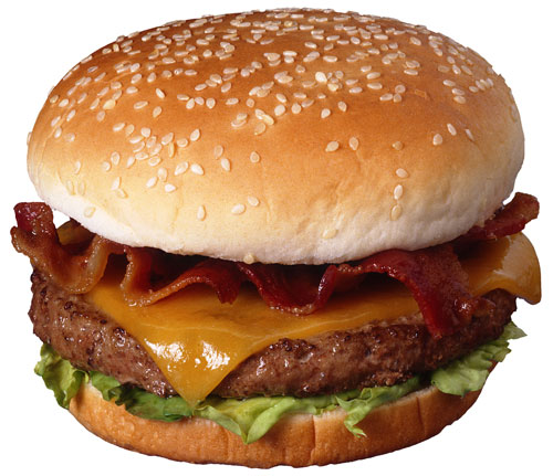 GOOD FOODIE: The Summer Bacon Cheeseburger