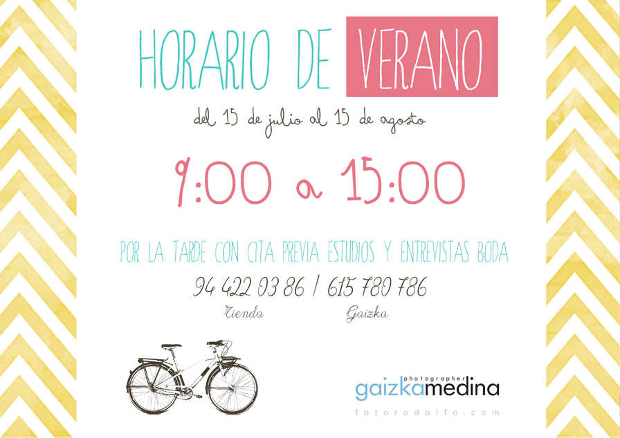 Nuevo horario veranito for Horario oficina correos bilbao