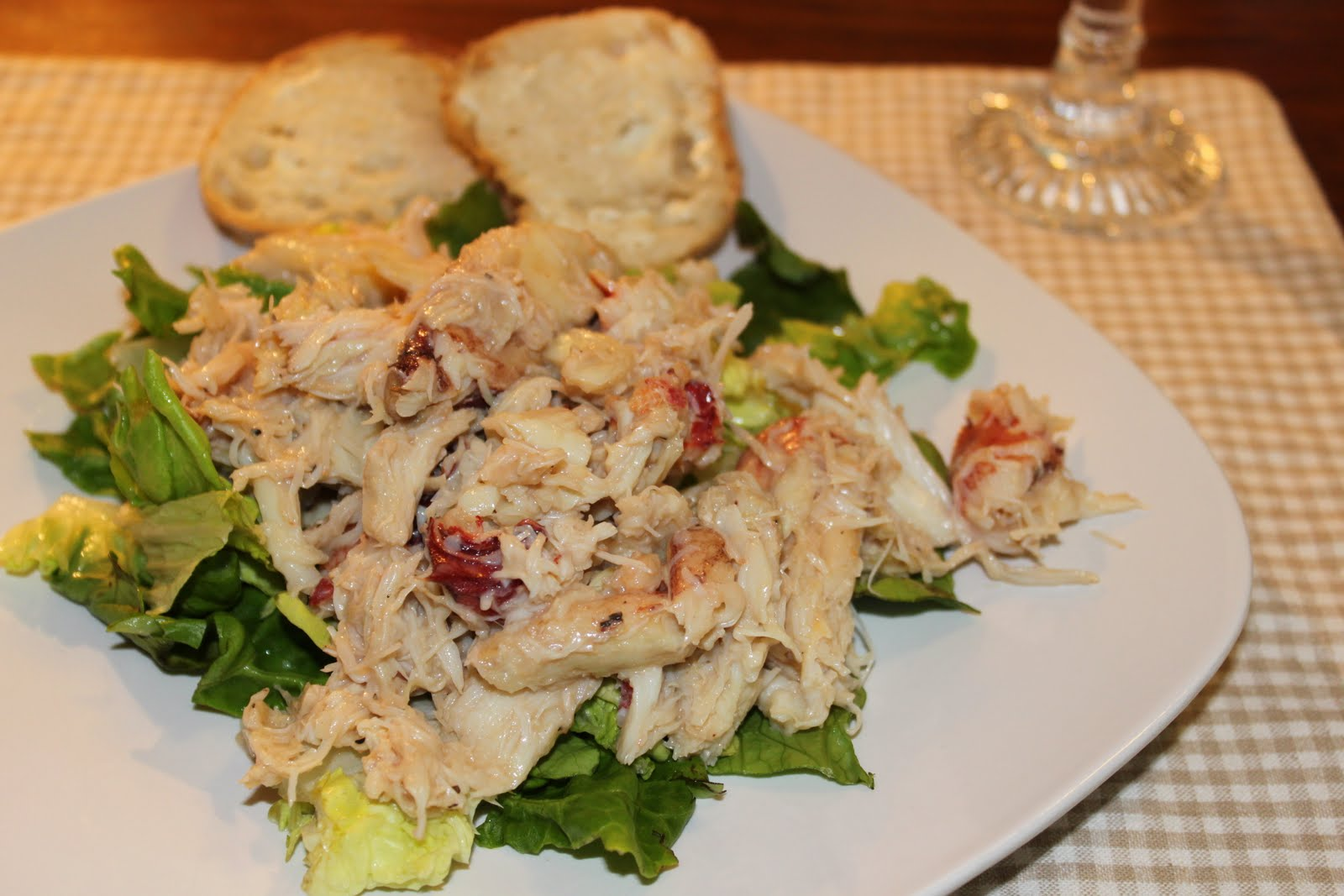 salad melts crab salad crab salad recipe yummly lump blue crab salad ...