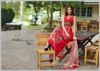 Shariq Textile New Dresses Collection 2014 For Women