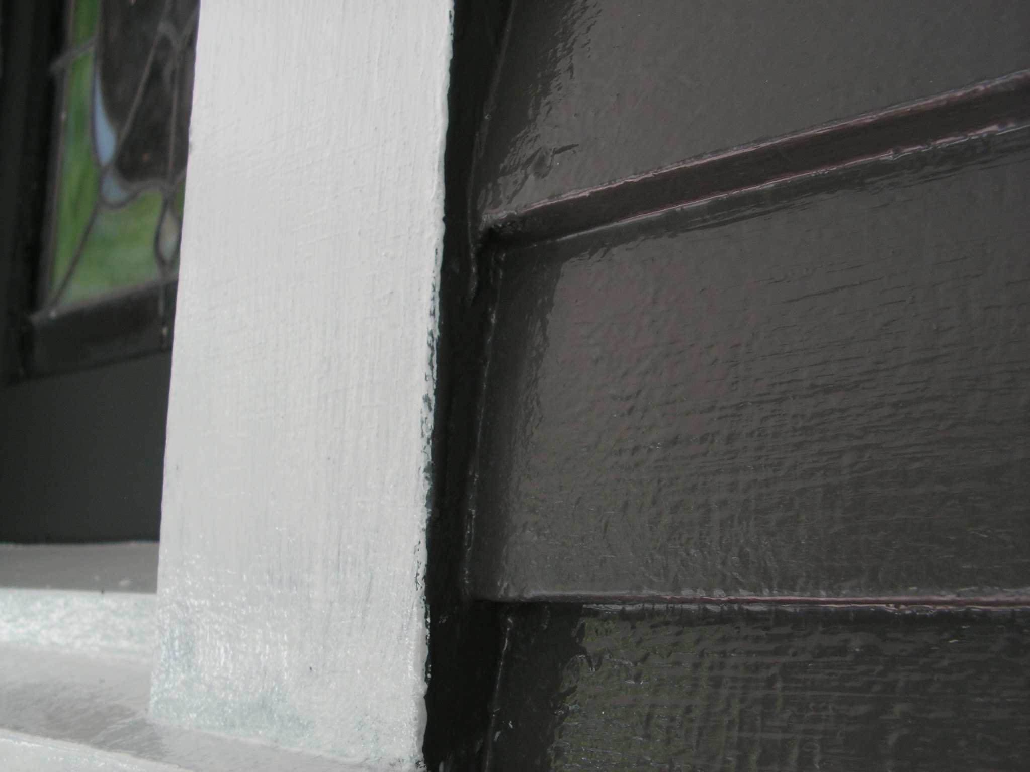 how to get paint off siding
