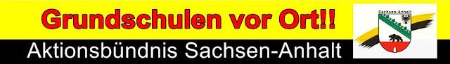 Aktionsbündnis Grundschulen vor Ort Sachsen-Anhalt