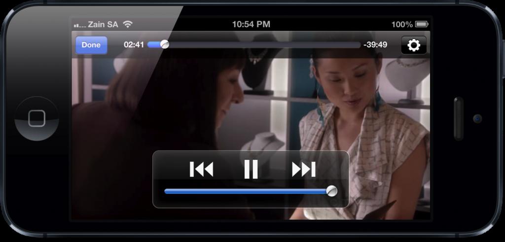 تطبيق لمشاهدة الافلام اون لاين على هواتف الايفون و الأيباد مدفوع بجودة عالية