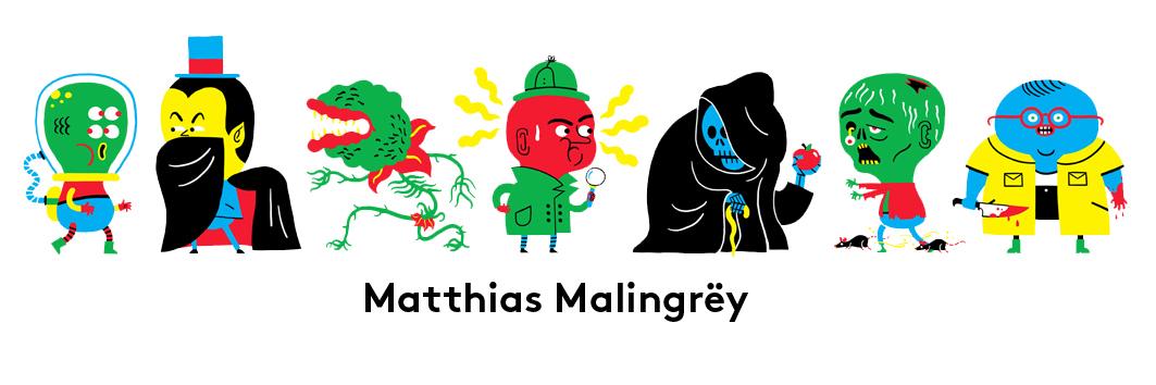 matthias malingrey