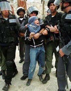 keganasan israel