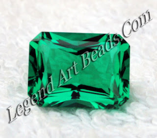 Synthetic emerald