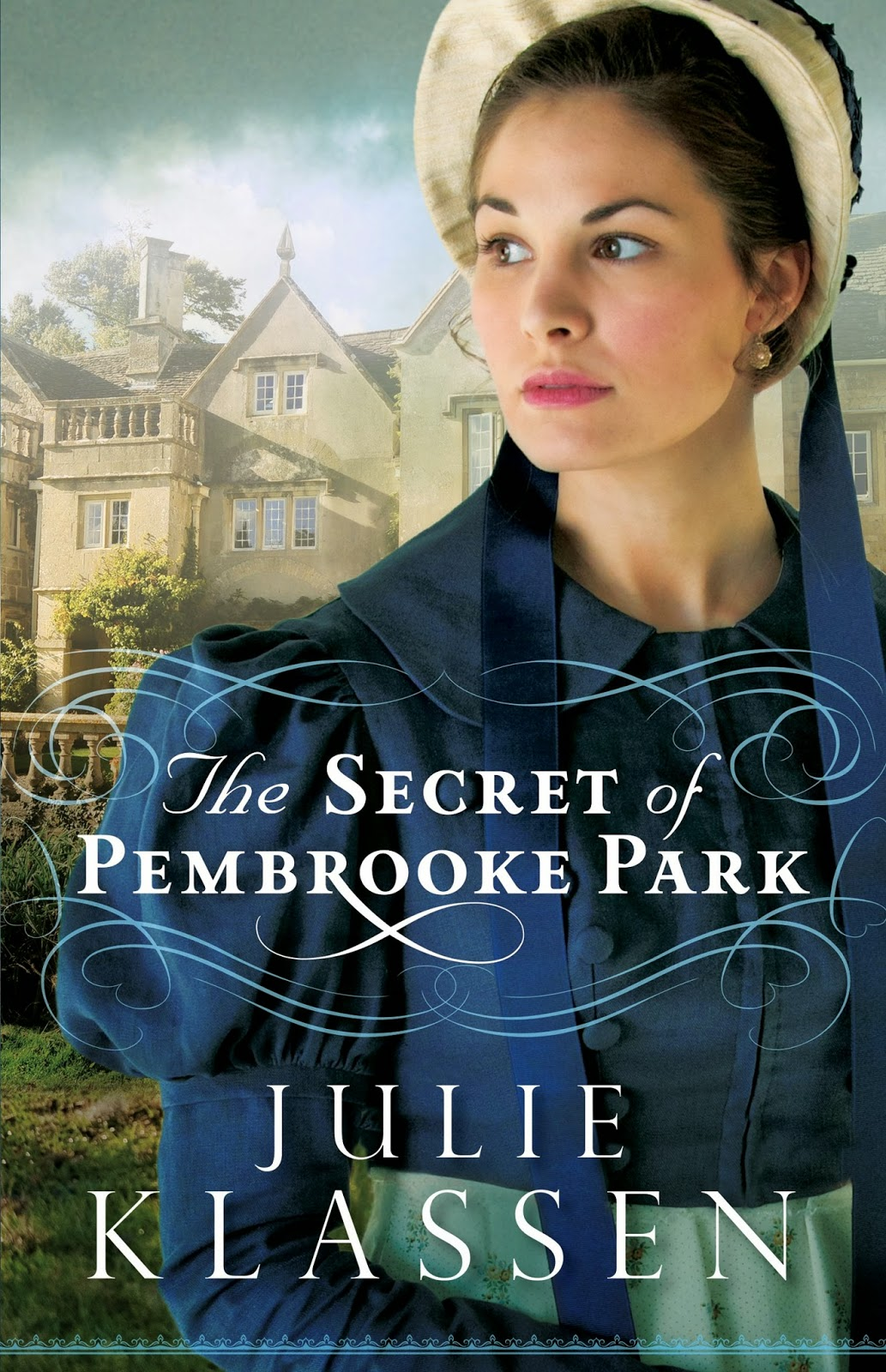 the secret of pembrooke park cover