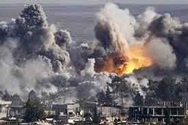 Koalisi pimpinan AS jatuhkan 5000 bom di wilayah IS