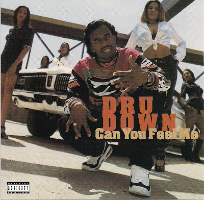Dru Down – Can You Feel Me (CDS) (1996) (320 kbps)