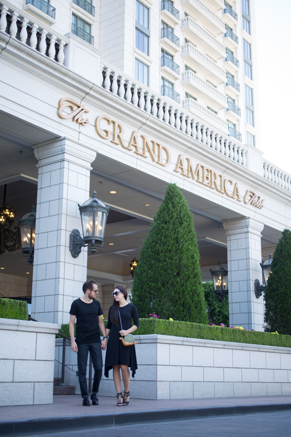 The Grand America Hotel Salt Lake City Review
