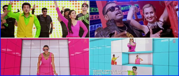 Ekkees Toppon Ki Salaami mp4 song