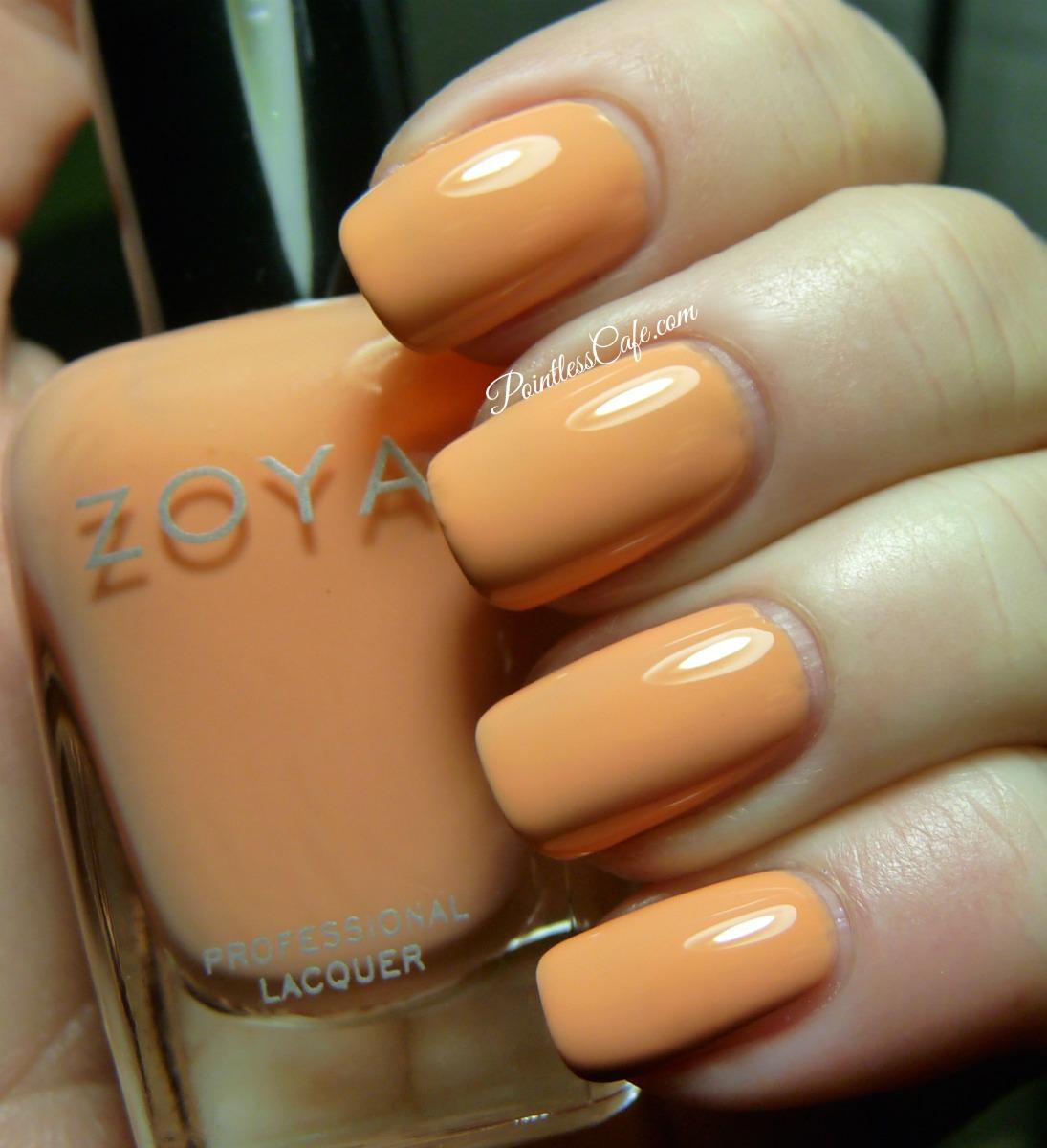 Zoya Spring 2014: Awaken Collection + Special Effect Topper Monet ...