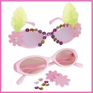 Sunglasses Making