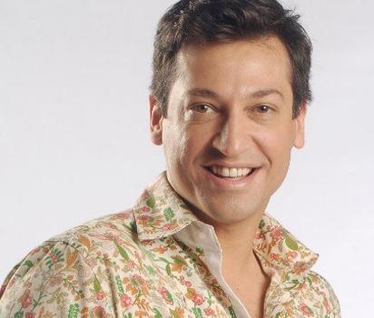 Pablo Ruiz con linda sonrisa