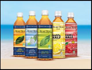 Teas' Tea Product Line