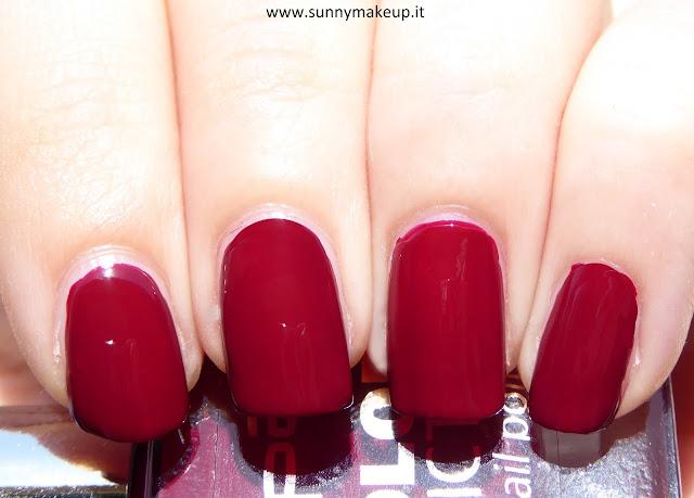 P2 cosmetics - Last Forever Nail Polish.