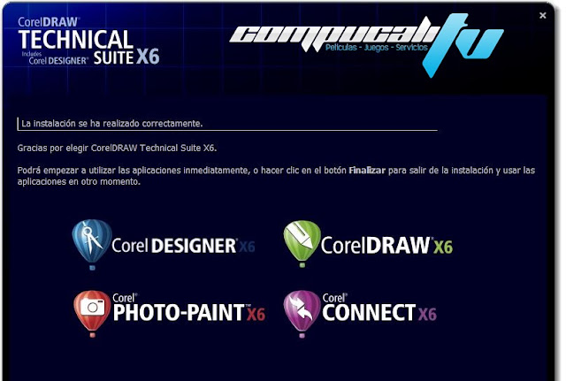 CorelDRAW Technical Suite X6 Versión 16.3.0CorelDRAW Technical Suite X6 Versión 16.4.0.1280