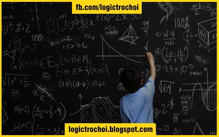 Toán học, câu đố, logic, tư duy, trí não, phát triển, IQ