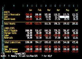 Universo Excel: Evolución de las hojas de cálculo