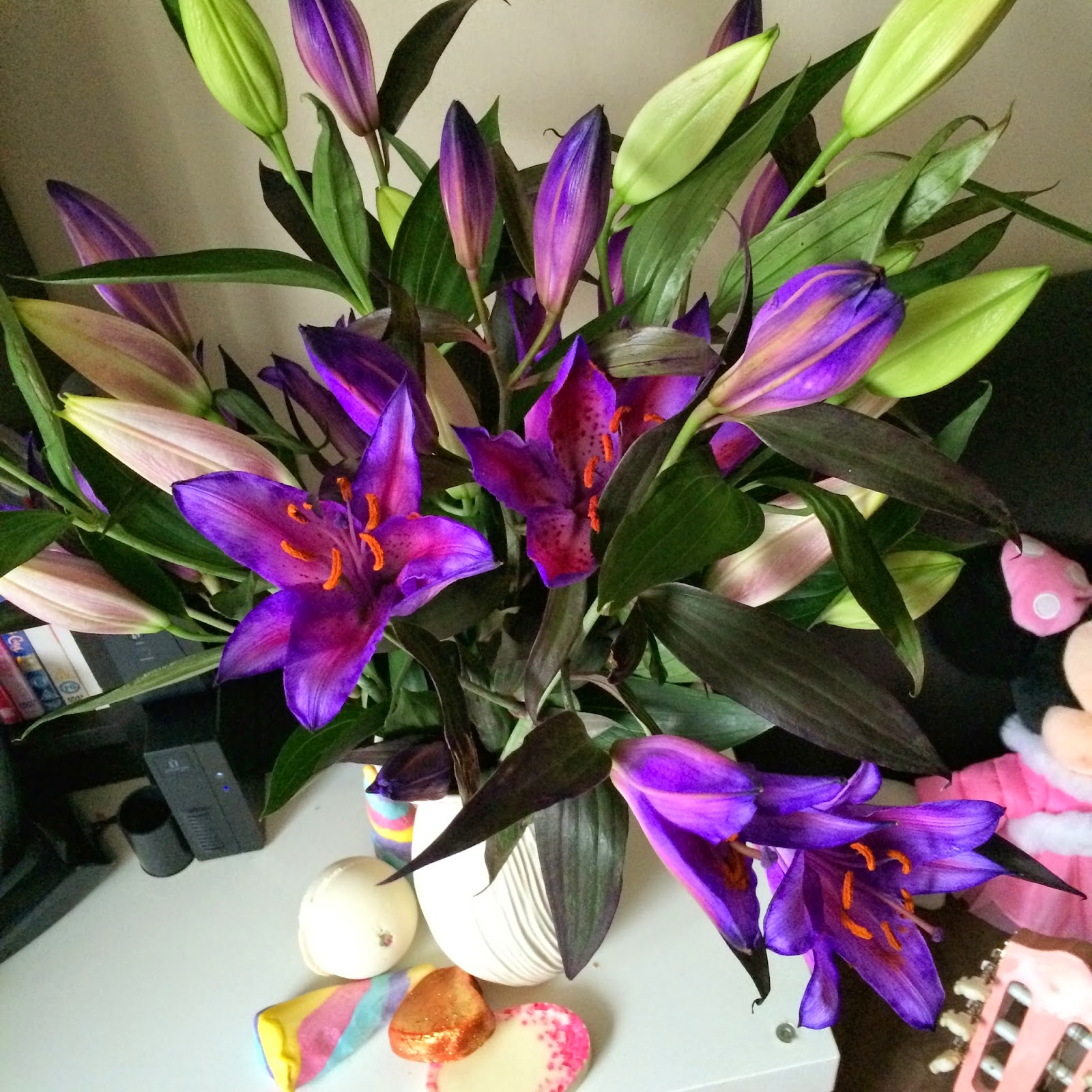 purple-lilies
