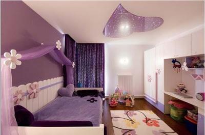 Mẫu phòng ngủ hiện đại với màu sắc hài hòa thích hợp cho mọi lứa tuổi