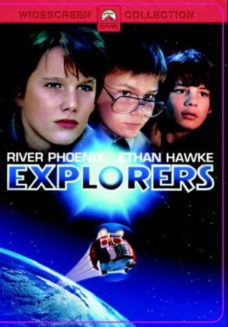Exploradores (1985) DVDRip Latino