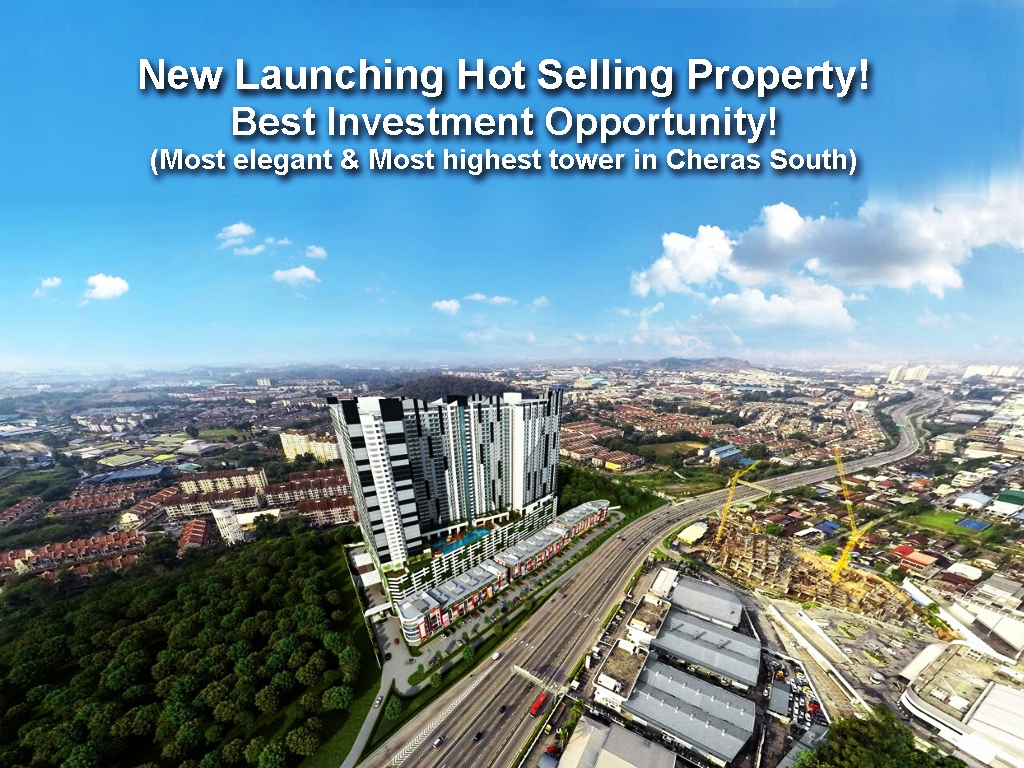 Property Listing Malaysia New Project Cheras South