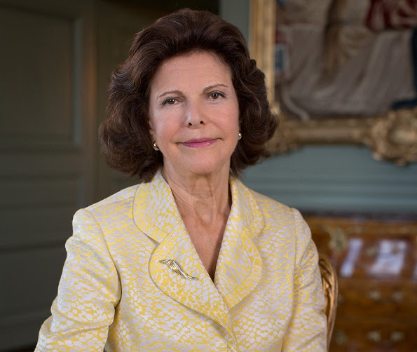 Queen Silvia Celebrated Her 72nd Birthday