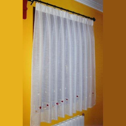 Cortinas para el hogar ideas para hacer cortinas con - Telas opacas para cortinas ...