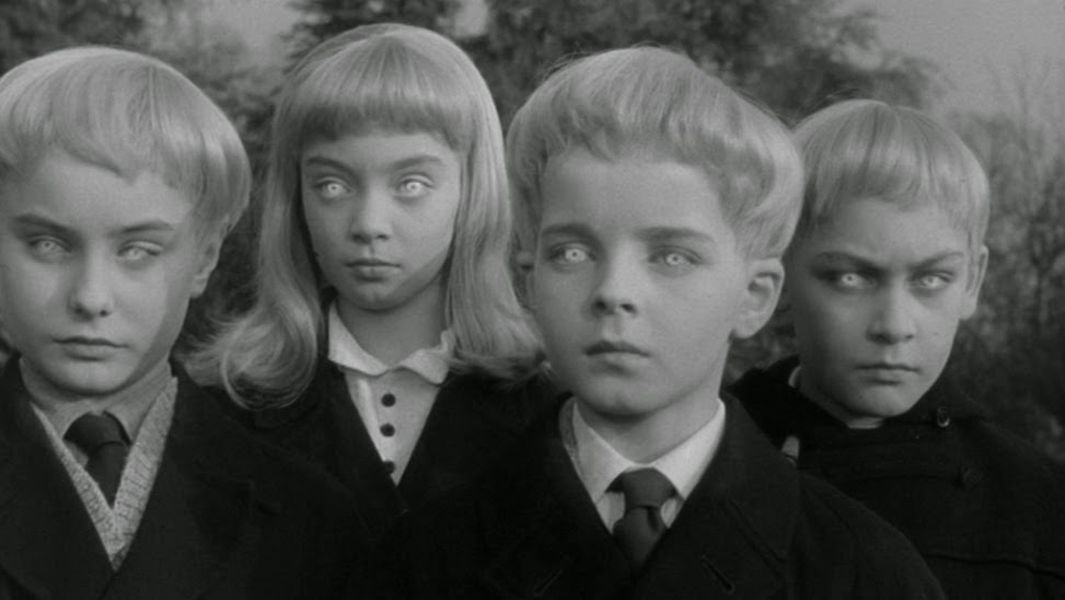 The Agitation of the Mind: 13 FOR HALLOWEEN #8: Village of the Damned