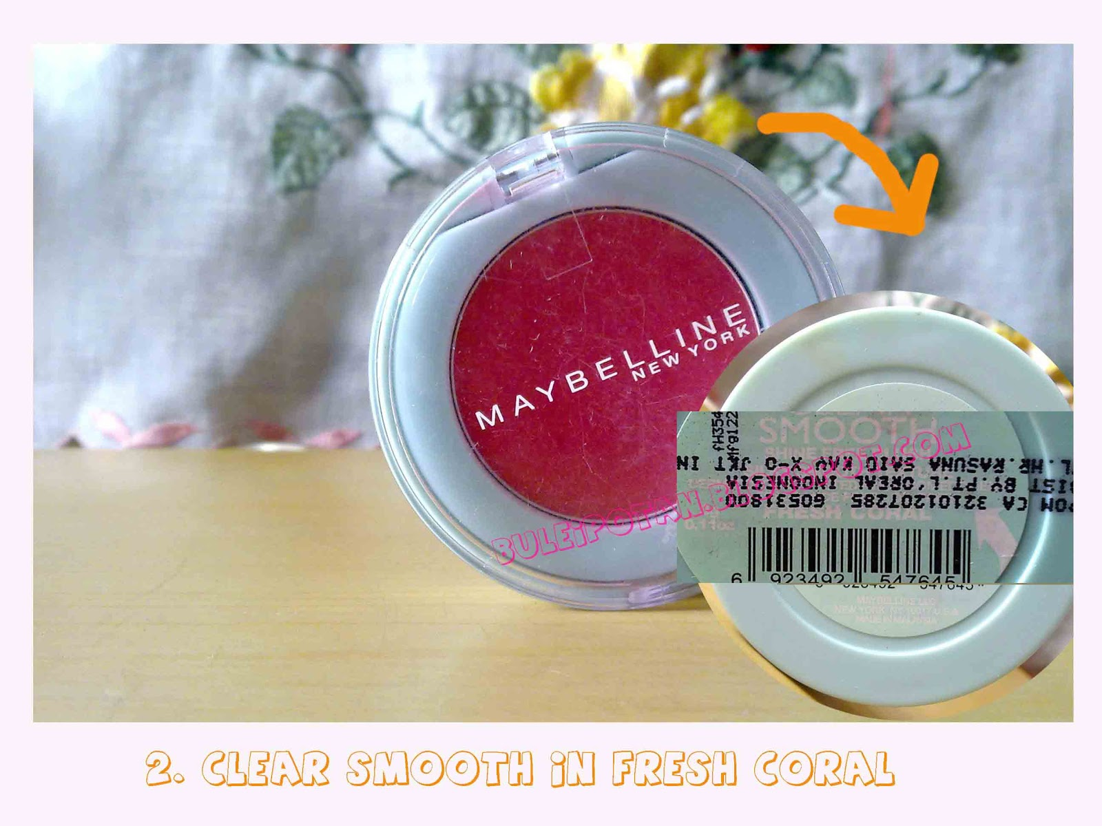 Product Review Cute Blush On By Maybelline