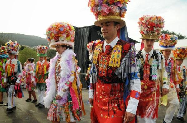 Colorido y diversión en el Carnaval de Cobres