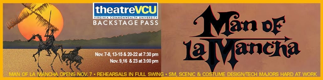 Theatre VCU: Backstage Pass