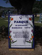 PARQUE DEDICADO A LA MEMORIA DE EDUARDO BARRANCO LEIVA