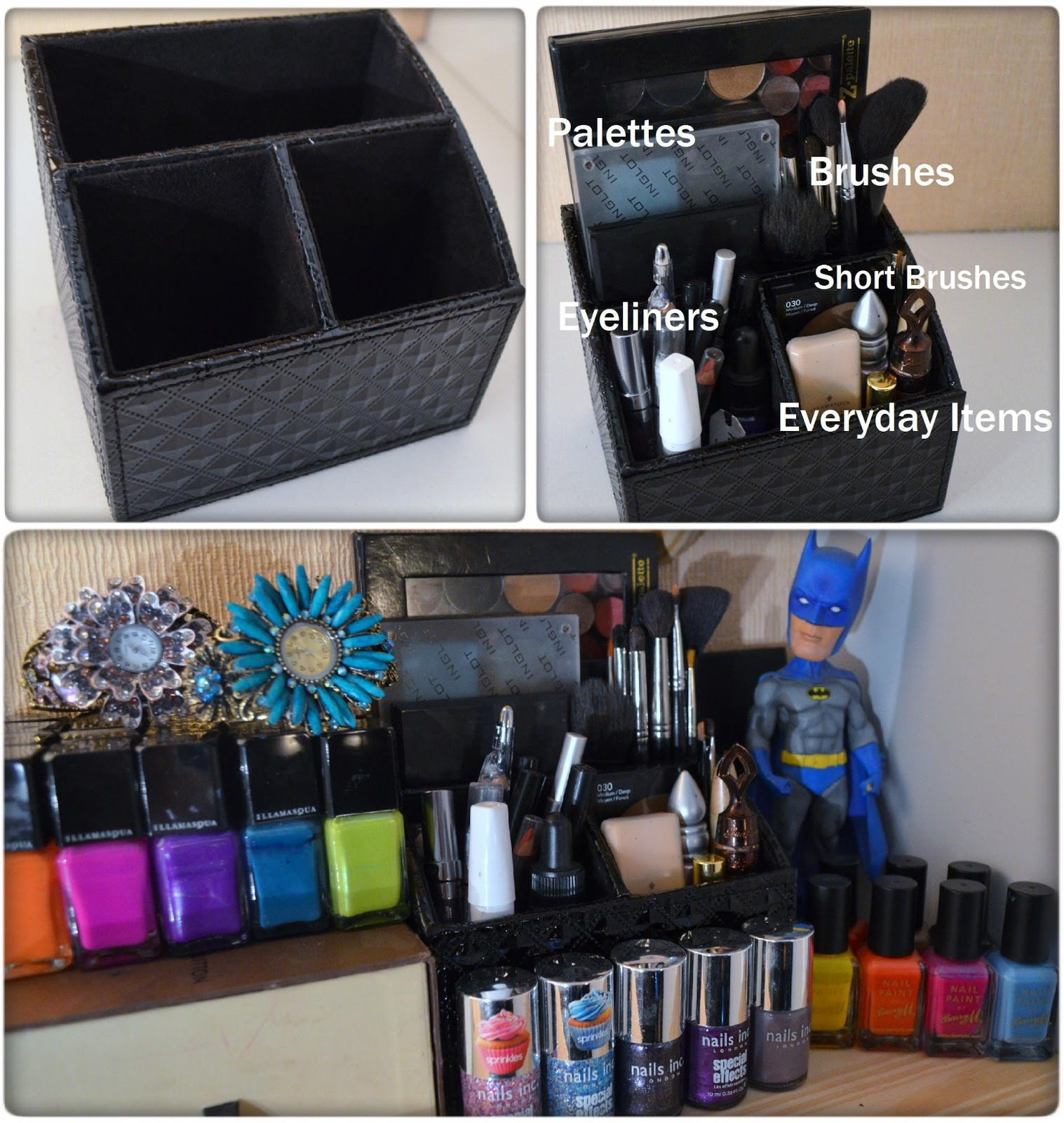 Makeup Storage Solutions 1