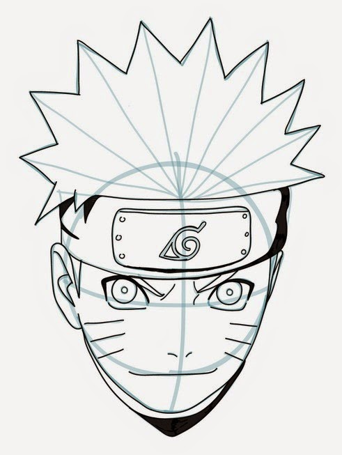 Draw Naruto