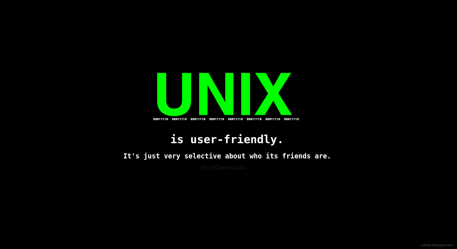 UNIX Wallpapers