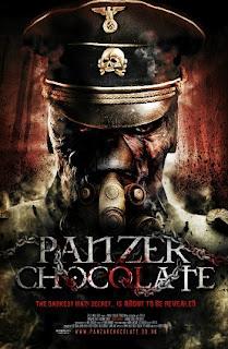 Panzer Chocolate Poster