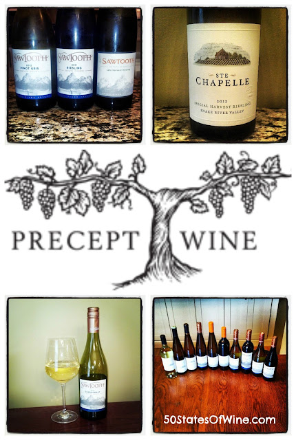 Precept - Idaho Wines