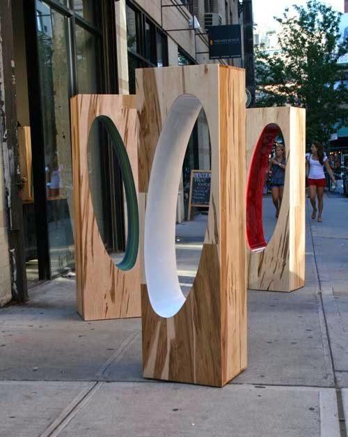 Multifunctional furniture design by Nersi Nasseri