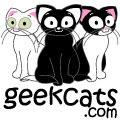 Divirta-se com os GeekCats!